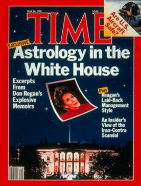 Reagan Years - Astrology