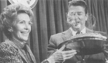 Reagan Years - Ronald and Nancy